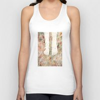 perfume Tank Tops featuring Perfume #3 by Dao Linh