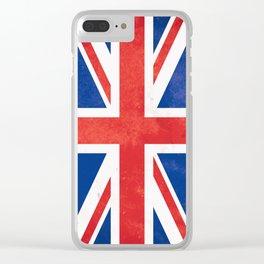UK Clear iPhone Case