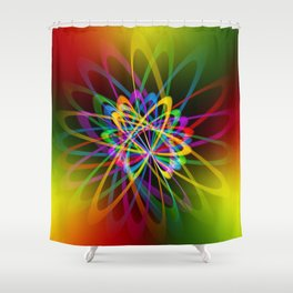 Abstract perfection - 102 Shower Curtain