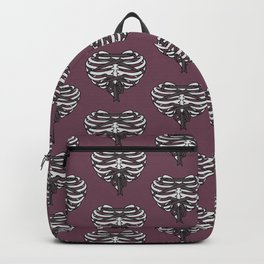 Heart Shaped Rib Cage Corset Backpack