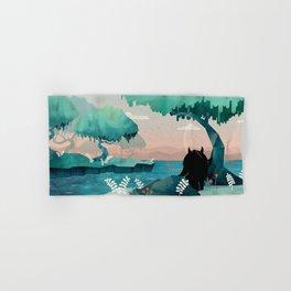 The Journey Hand & Bath Towel