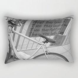 Big Money? Rectangular Pillow
