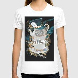 Alice in Wonderland Cheshire Cat T-shirt