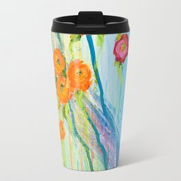 Beautiful Blossoms Travel Mug