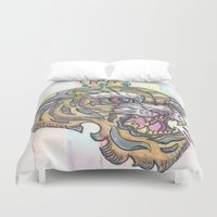 prince Duvet Covers featuring prince by It Says Error