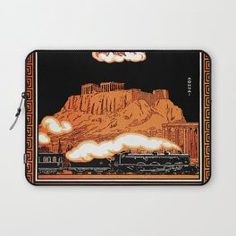 Simplon Orient Express London Athens Laptop Sleeve