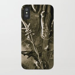 What's Left Behind iPhone Case