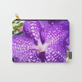 Moth Orchid Carry-All Pouch