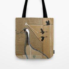 turnalar (cranes) Tote Bag