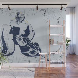 Pro Goalie - Ice Hockey Wall Mural