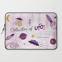 Collector of UFOs Laptop Sleeve