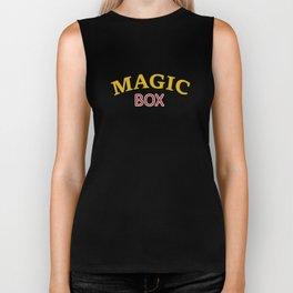 The Magic Box Biker Tank