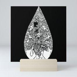 Blind Mini Art Print