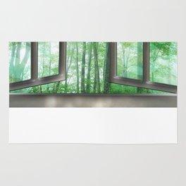WINDOW TO NATURE Rug