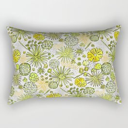 Small but mighty Rectangular Pillow