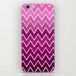 Pink See Saw iPhone Skin
