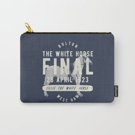 White Horse Cup Final 1923 Carry-All Pouch
