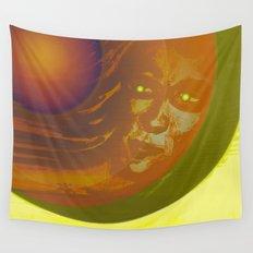 Cosmic Boy - Meteor II / 05-02-17 Wall Tapestry