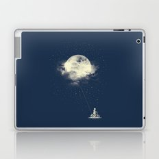 THE BOY WHO STOLE THE MOON Laptop & iPad Skin