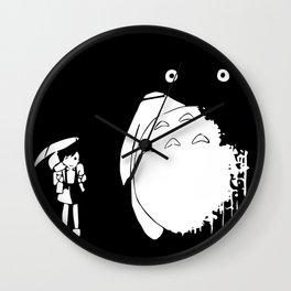 My Neighbor Tot0ro Wall Clock