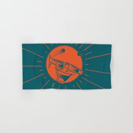 MR SUN 1 Hand & Bath Towel