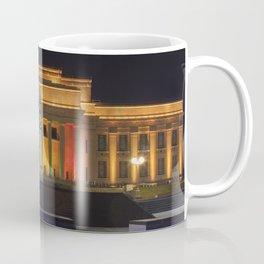 Auckland Museum at Night Coffee Mug