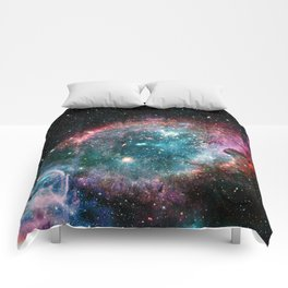 Galaxy and nebula Comforters