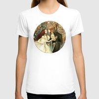 labyrinth T-shirts featuring Labyrinth by Abigail Larson