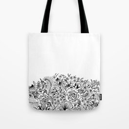 edge of the meadow Tote Bag