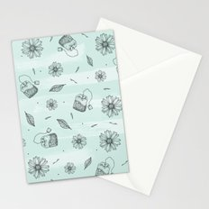 Tea & Botanicals Stationery Cards
