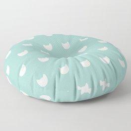 cats (3) Floor Pillow