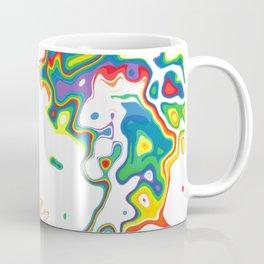 Rainbow Spurt 05 Coffee Mug