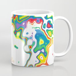 Rainbow Spurt 05 Coffee Mug