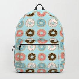 Sweet Sprinkled Donuts Backpack