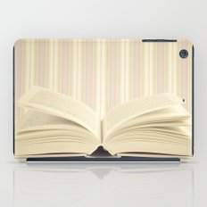 Stories in the books (Retro and Vintage Still Life Photography) iPad Case