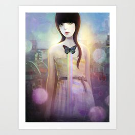 Sweet Secrets Art Print