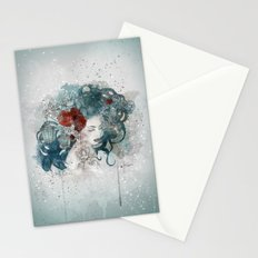 Blossom lights Stationery Cards