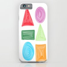 shapes iPhone 6s Slim Case