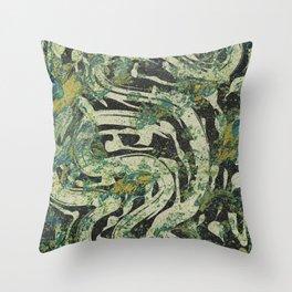 Pattern № 87 Throw Pillow