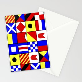 Nauti talk Stationery Cards