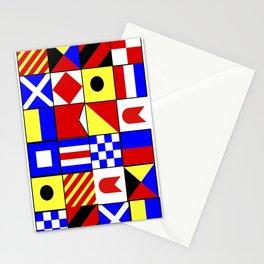 Nauti talk Stationery Cards