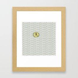 KUKA Framed Art Print