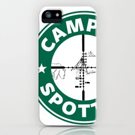 Camper Spotted iPhone Case