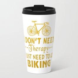 GO BIKING Travel Mug
