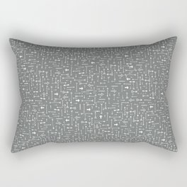Every Which Way Rectangular Pillow