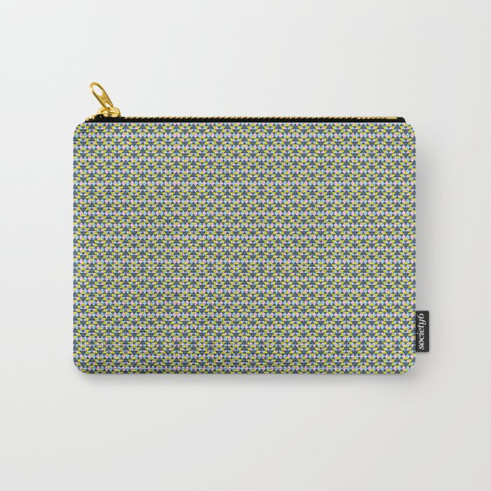 Triangle Party - I Feel it All Carry-All Pouch