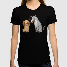 Lady & the Tramp T-shirt