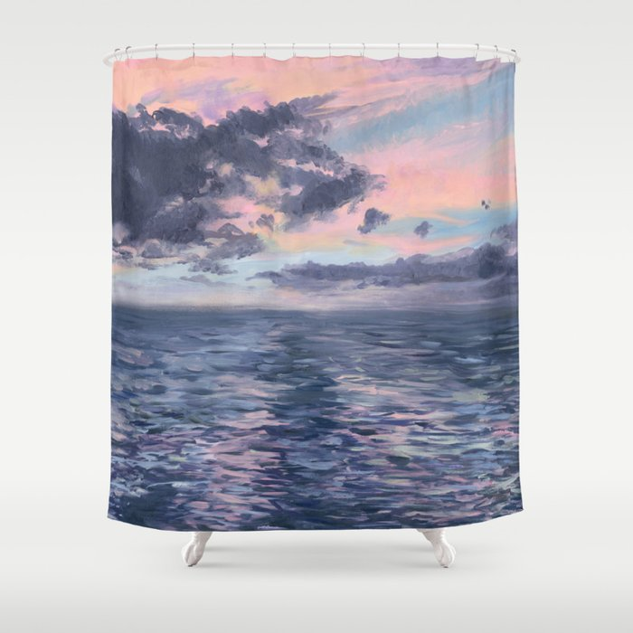 Pinery #5 Shower Curtain