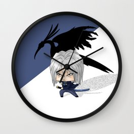 Vicious Wall Clock