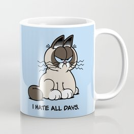 Always Grumpy Coffee Mug
